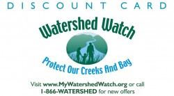 Watershed Watch Discount Card