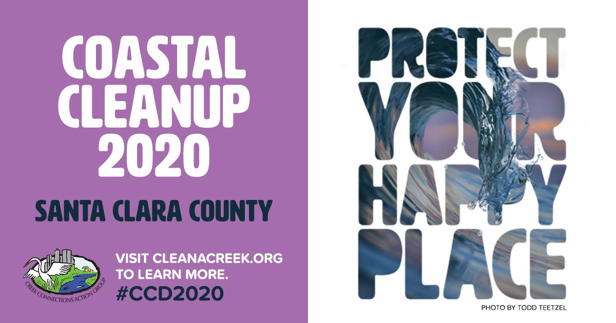 Coastal Cleanup Day 2020 Flyer