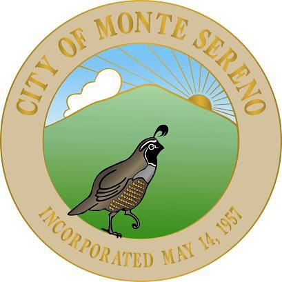City of Monte Sereno, Incorporated May 14, 1957
